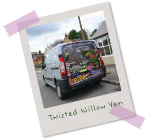 Twisted Willow Florist Van