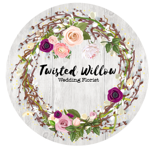Twisted Willow Wedding Florist in Hulland, Derbyshire